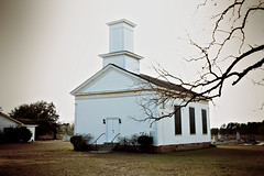 Dickey Presbyterian Church, founded 1849 (Mike McCall) Tags: usa church rural georgia worship christian dickey protestant presbyterian calhouncounty copyright2016mikemccall