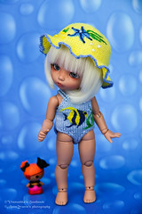 Pukifee / Lati Y swimm wears (AnnaZu) Tags: shop outfit doll tan wear bjd etsy fairyland ante swimm bjdclothes pukifee vesnushkahandmade annazu