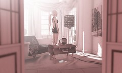 What if... (Corina Wonder (Cosmopolitan Events)) Tags: loft eclipse cosmopolitan shine thistle sl event v secondlife clutter spargel the zerkalo tkw haikei ricielli avaway