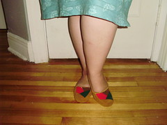 Gigi (178) (themoochy) Tags: ballet feet hands toes legs boobs slippers
