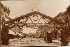 Home Coming Portage Sept 1-4, 1908