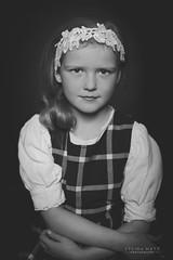 _DSC8189 (SteinaMatt) Tags: portrait white black girl matt photography faces expression steinunn ljsmyndun steina matthasdttir dagbjrtmara steinamatt