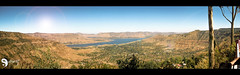 Parsi Point Panorama (yuvraj_sp) Tags: sky mountain field landscape outdoor hill mountainside mahabaleshwar panchgani foothill parsi paachgani