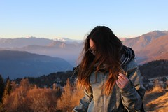 (bona.leonardo1) Tags: sky mountain colors peace escape peaceful explore cutegirl goout liveyourlife