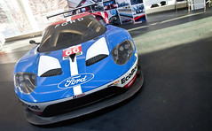 2016 Ford GT (Kyle.Korth) Tags: auto show cars ford sports car racecar hall michigan united north detroit automotive racing tudor vehicles international american vehicle series gt supercar lemans automobiles naias cobo 2016