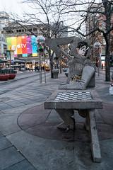 Chess Board (pasa47) Tags: winter colorado december fuji denver fujifilm 2015 xe1 milehighcity