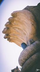 Stone Carved Shivling @ Lepakshi Temple (briejeshpatel) Tags: india lumix shrine fort panasonic karnataka mandal linga andhrapradesh lepakshi shivling mirrorless gx1 anantpur veerabhadratemple microfourthirds ramayanamythology briejeshpatel lumixgx1 brijeshpatel compactcamerasystem