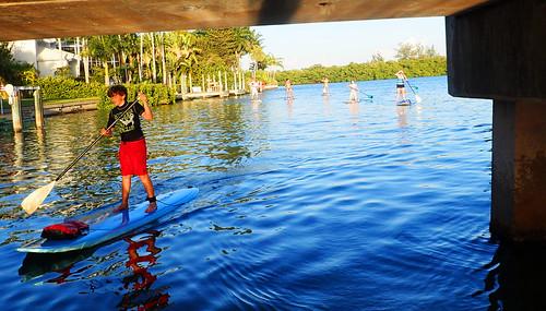 12_28_15 paddleboard tour Lido Key Sarasota FL   16