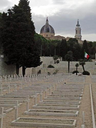 Loreto - Cimitero polacco