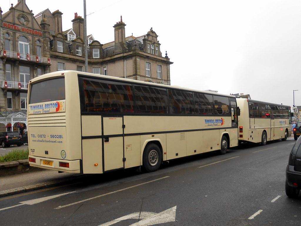 Coach Tours To Penzance