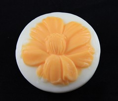 Hibiscus $3.00 (Clelian Heights) Tags: flowers hibiscus soaps unscented decorativesoaps cleliansoaps