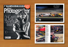 Digital Photographer (Fireproof Creative) Tags: work magazine photography published f1 racing motor motorsport wec digitalphotographer digitalphotographermagazine