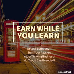 EarnWhileYouLearn (pj.germain) Tags: opportunity money make marketing internet business income affiliate