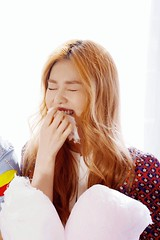 [Vyrl] 160119 CeCi Korea (Feb. 2016) - Irene and EXO Sehun (redvelvetgallery) Tags: magazine ceci irene gif redvelvet vyrl  cecikorea