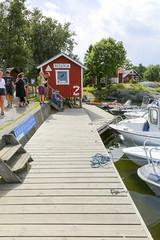 Rdlga (Anders Sellin) Tags: sea summer vacation stockholm baltic sverige archipelago swede skrgrd