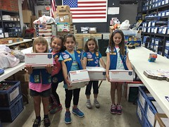 "Girl Scout Troup 20093 • <a style=""font-size:0.8em;"" href=""http://www.flickr.com/photos/58294716@N02/24439792825/"" target=""_blank"">View on Flickr</a>"