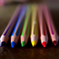 crayons de couleur (jp Chambard) Tags: colors couleurs