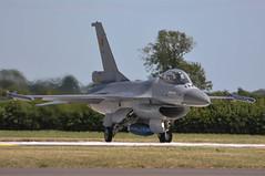 04th July 2010 RAF Waddington Airshow (rob  68) Tags: 04th july 2010 raf waddington airshow belgium air force general dynamics sabca f16 am fighting falcon 401 fa114 msn 6h114 10 wing kleinebrogel