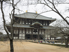 Todai-ji Temple (Mickey Huang) Tags: travel japan panasonic journey nara    gx7 lumixg20mmf17