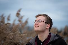 Week 04/52 - Portrait: Headshot (BX_Orange) Tags: winter light portrait lake canon see evening abend natural outdoor 85mm naturallight headshot drausen eos6d ef85mm18usm dogwood52 dogwood52 dogwoodweek4 dogwoodweek04