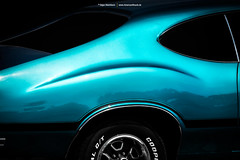442 Detail (Dejan Marinkovic Photography) Tags: blue detail classic car 1971 cyan american olds oldsmobile 442 cutlass