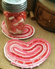 """My afternoon is shaping up in the sweetest of ways!  #1840farm #valentine • <a style=""""font-size:0.8em;"""" href=""""http://www.flickr.com/photos/54958436@N05/24777890415/"""" target=""""_blank"""">View on Flickr</a>"""