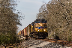 UP 5969 (gameover340) Tags: railroad up train louisiana tracks unionpacific ge freight manifest emd autoracks sd70m ac44cwcte aegli updequincysubdivision emdsd70class