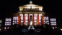 Orange Columns (ftrc) Tags: berlin safepassage aiweiwei fotostrasse