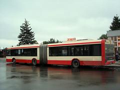 Solaris Urbino 18II, #2506, ZKM Gdask (transport131) Tags: bus urbino autobus solaris zkm gdask ztm
