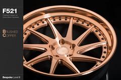 f521-brushed-copper (AG Wheels) Tags: wheel design paint coat spoke wheels profile powder step ag finish ten copper designs lip custom rim rims function avant garde forged polished concave finishing brushed avantgarde bespoke directional forging rotational powdercoat concavity spec1 f521 agwheels agfunction