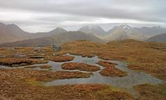 Lochan, Sgurr Mhurlagain (RoystonVasey) Tags: mountain canon eos scotland zoom m 1855mm stm loch corbett arkaig sgurr bheinn fraoch strathan mhurlagain