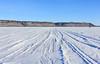 Winter Tracks on Lake Pepin (bkays1381) Tags: winter frontenac lakepepin