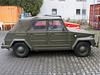 VW Kübelwagen Typ 181 Verdeck
