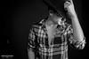 262 (1 of 1) (Parkerfuller1) Tags: ranch male hat shirt nikon cowboy farm unbuttoned selfie flanel