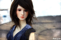 Elfdoll Tasha (Arisuyuki) Tags: asian doll makeup sd bjd custom dollfie tasha elfdoll faceup
