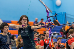 20160305-_AJ_7068 (David J Richardson) Tags: blue team university champs british archery championships 2016 butc