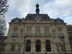 Hotel de Ville de Colombes (Mairie) (stefff13) Tags: france hotel ville mairie colombes