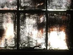Warehouse lighting (hutchphotography2020) Tags: abandoned glass nikon panes latch warehousewindow