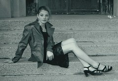 The Courthouse (Mustang Tommy 12) Tags: cute girl fun long pretty legs daughter special teen
