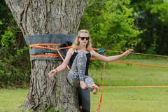 Austin Slackline Festival (grexsysllc) Tags: people yoga austin nikon festivals austintexas strength recreation workout fitness core slackline peoplewatching outdoorsports nikonphotography nikond7100 festivalsinaustin 365austin