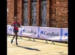 Motu Megersa (EddyB) Tags: barcelona europa europe fuji bcn catalonia catalunya catalua barcelone eddyb xt1 motumegersa barcelonamarathon2016