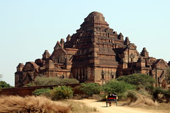 The Magnificence Of Bagan (Alan1954) Tags: horse holiday temple asia carriage burma buddhist myanmar bagan 2016 platinumpeaceaward