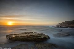 Here she comes (Mick Fletoridis) Tags: seascape sunrise rocks surf sydney australia capesolander sonya7 sonyimages