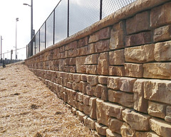 Redi-Rock_ledgestone-gravity-universities-BellConcrete-UTrecFields1 (redirockphotodatabase) Tags: ut knoxville tennessee retainingwall knoxvilletn universityoftennessee ledgestone universityapplication redirock bellconcrete tennesseeretainingwalls knoxvilleretainingwalls retainingwallsknoxville universityoftennesseeintramuralfields