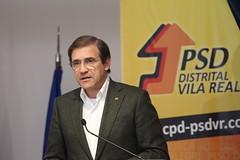 Pedro Passos Coelho em Boticas