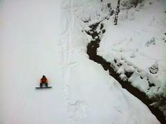 Snowboarder (saltburger) Tags: snowboarding snowboarder bansko pirinmountains saltburger