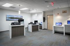 North Memorial Clinic - Downtown | Minneapolis, MN | DJ Kranz (Pete Sieger) Tags: usa minnesota interior minneapolis medical healthcare sieger djkranz peterjsieger northmemorialclinicdowntown