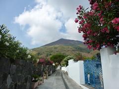 Stromboli (*tulla*) Tags: walking holidays july volcanoes exodus stromboli 2015