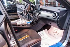 Mercedes-Benz Clase CLA 250  4 Matic * AMG *Shooting Brake Orange Art Edition - 211 c.v - Gris Montaña