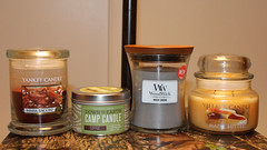 Breakfast Around the Campfire (blazer8696) Tags: wood camp usa coffee fire lights bacon maple candles candle village unitedstates connecticut smoke ct mmm butter brookfield northern yankee mmmbacon 2016 ecw woodwick img6464 obtusehill t2016